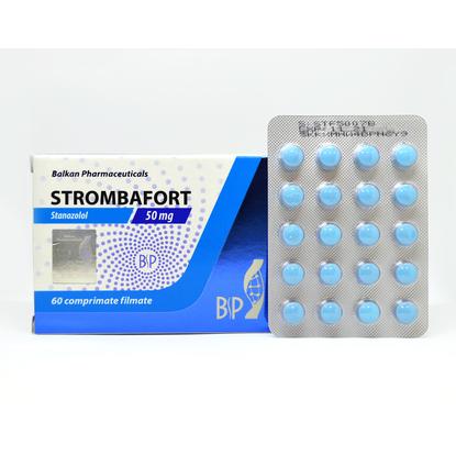 Strombafort 50mg/tab Balkan Pharmaceuticals