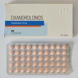 Oxandrolonos 10mg/tab - цена за 50 таб