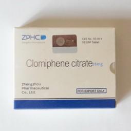 Clomiphene citrate 25мг\таб - цена за 25 таб.
