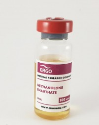 ERGO METHANOLONE ENANTHATE 100MG/ML - ЦЕНА ЗА 10МЛ